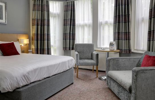 Suite BEST WESTERN PLUS OXFORD LINTON LODGE