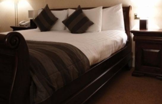 Chambre BEST WESTERN PLUS OXFORD LINTON LODGE