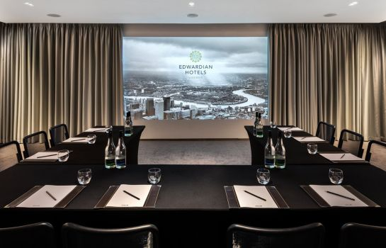 Conference room Radisson Blu Edwardian Mercer Street Hotel