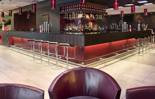 Hotel bar Crowne Plaza BIRMINGHAM CITY CENTRE