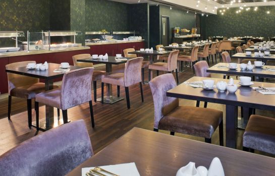 Restaurant Crowne Plaza BIRMINGHAM CITY CENTRE