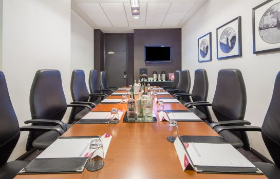 Conference room Crowne Plaza BIRMINGHAM CITY CENTRE