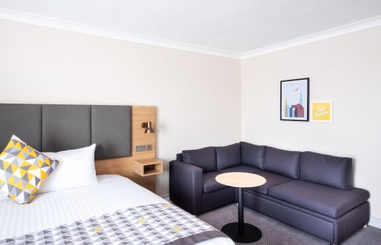 Zimmer Holiday Inn LEICESTER