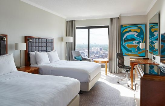 Zimmer London Marriott Hotel Marble Arch