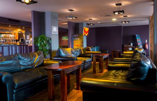 Hotel bar Holiday Inn ABERDEEN - WEST