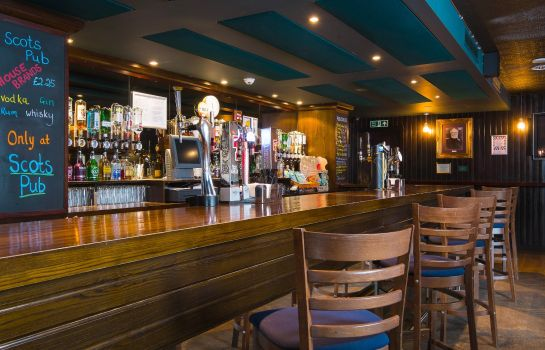 Bar del hotel Holiday Inn ABERDEEN - WEST