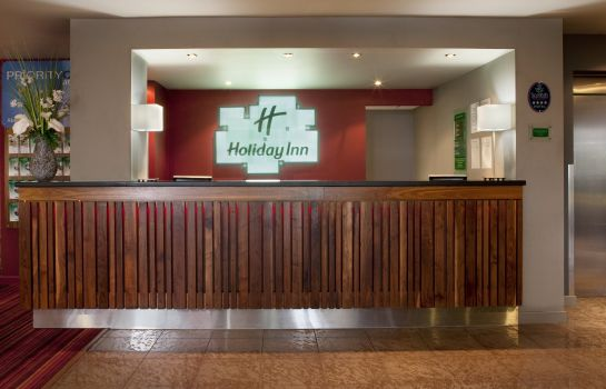Lobby Holiday Inn ABERDEEN - WEST