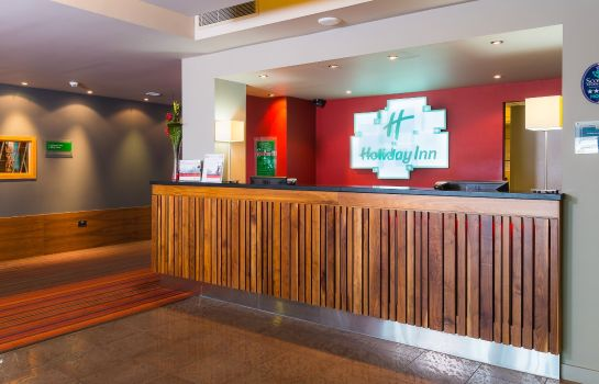Vestíbulo del hotel Holiday Inn ABERDEEN - WEST