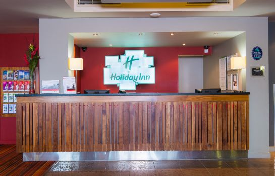 Hotelhalle Holiday Inn ABERDEEN - WEST
