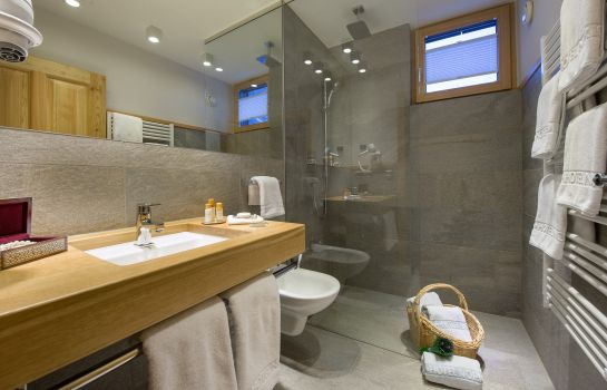 Badezimmer Hotel Norica Therme****S