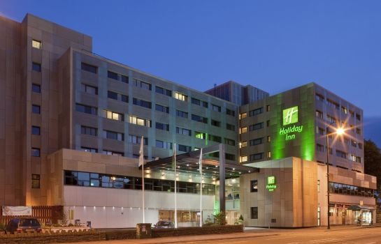 Außenansicht Holiday Inn CARDIFF CITY CENTRE