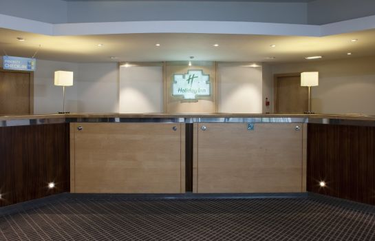 Hotelhalle Holiday Inn CARDIFF CITY CENTRE