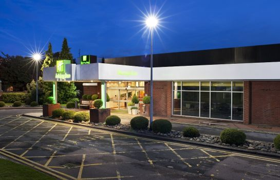 Exterior view JCT.2 Holiday Inn COVENTRY M6