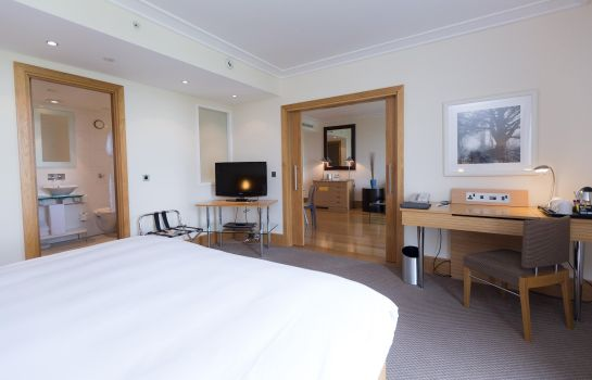 Suite Hilton London Gatwick Airport