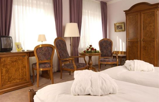 Chambre double (confort) Landhaus Gardels Ringhotel