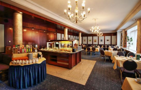 Breakfast room City Partner Augusta Hotel