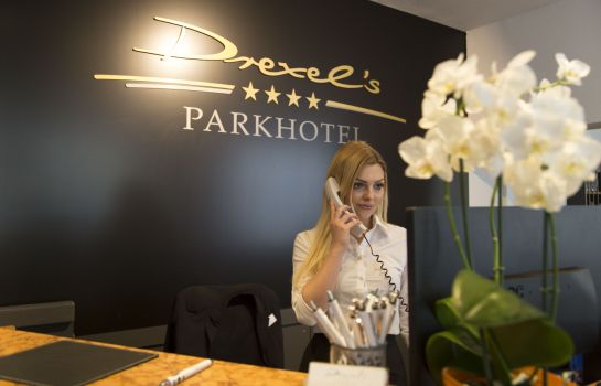 Empfang Drexel´s Parkhotel