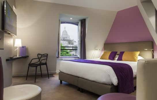 Junior Suite Timhotel Montmartre