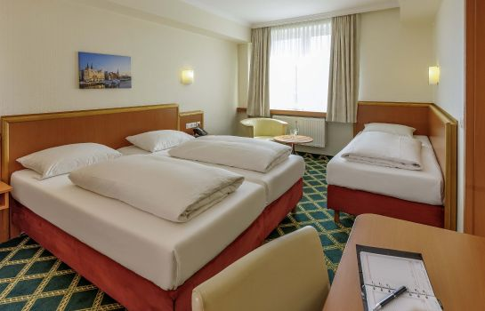 Standardzimmer Mercure Hotel Luebeck City Center (ex Hotel Excelsior)