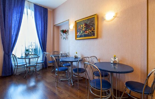 Breakfast room Nevsky Express