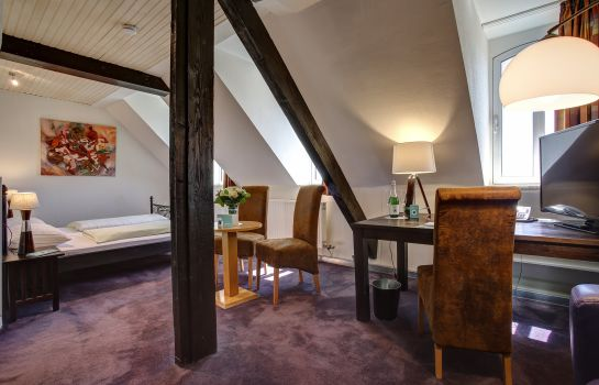 Double room (standard) Centro Hotel Blankenburg by INA