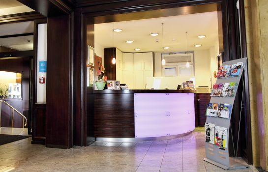 Reception City Partner Augusta Hotel