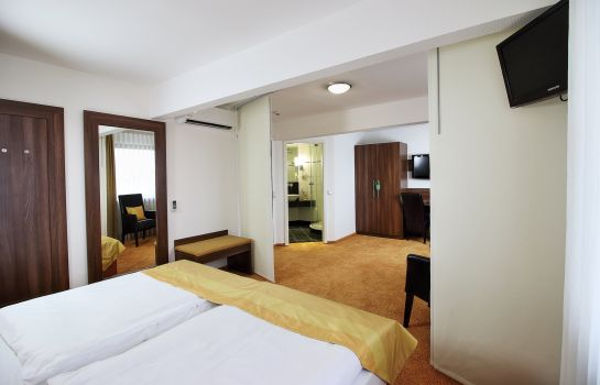 Suite junior City Partner Augusta Hotel