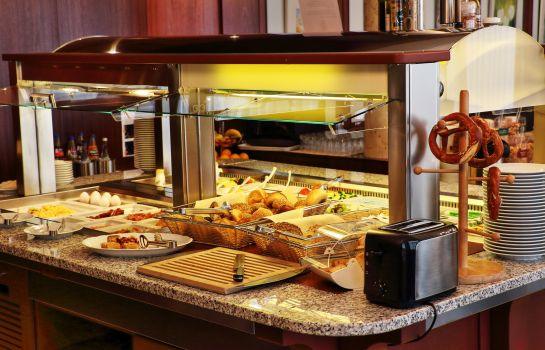 Breakfast buffet City Partner Augusta Hotel