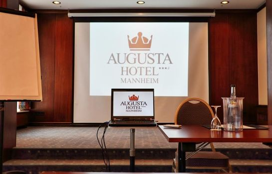Conference room City Partner Augusta Hotel
