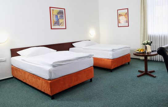 Double room (standard) City Partner Augusta Hotel