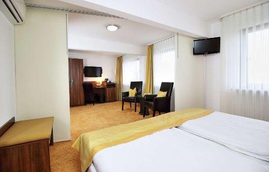 Centro Hotel Augusta In Mannheim Hotel De