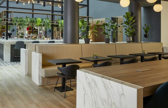 Hotelbar Crowne Plaza HAMBURG - CITY ALSTER
