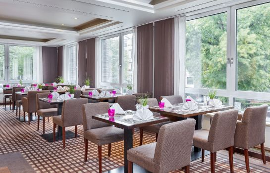 Restaurant Crowne Plaza HAMBURG - CITY ALSTER