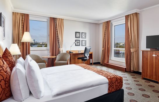 Suite Crowne Plaza HAMBURG - CITY ALSTER