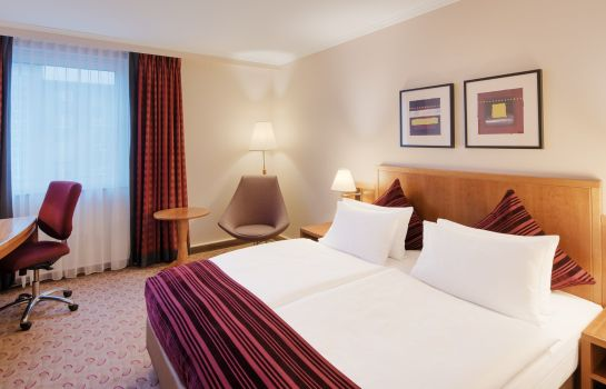 Standardzimmer Crowne Plaza HAMBURG - CITY ALSTER