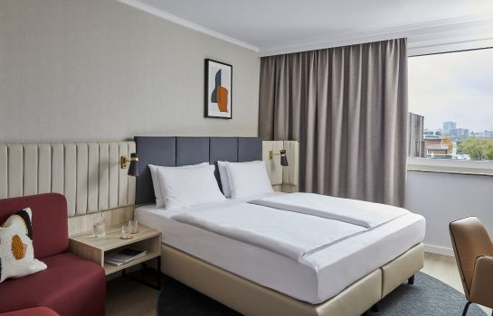 Kamers Crowne Plaza HAMBURG - CITY ALSTER