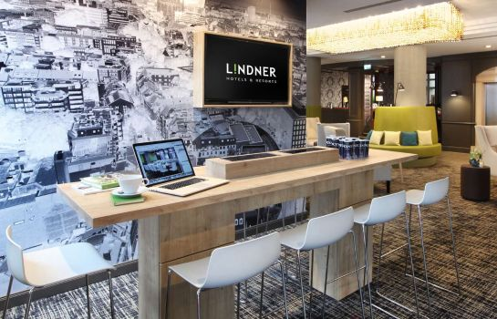 Hotelhalle Lindner City Plaza