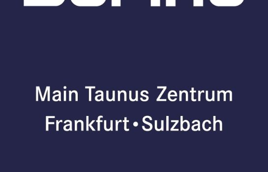 Certificado/logotipo Dorint Main Taunus Zentrum