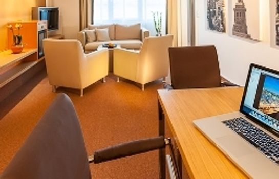 Suite junior Dorint Main Taunus Zentrum