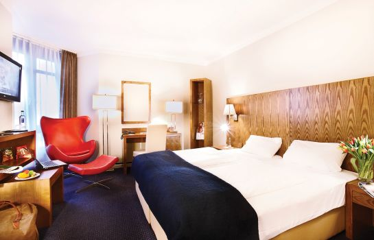 Chambre double (confort) Golden Tulip Bielefeld City