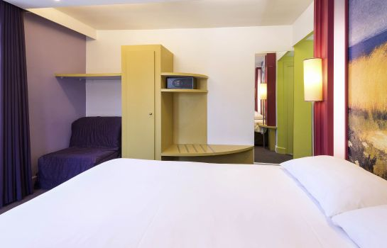 Standardzimmer ibis Styles Mâcon Centre