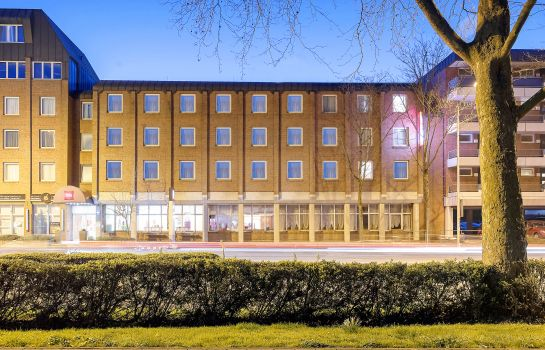 Exterior view ibis Paderborn City