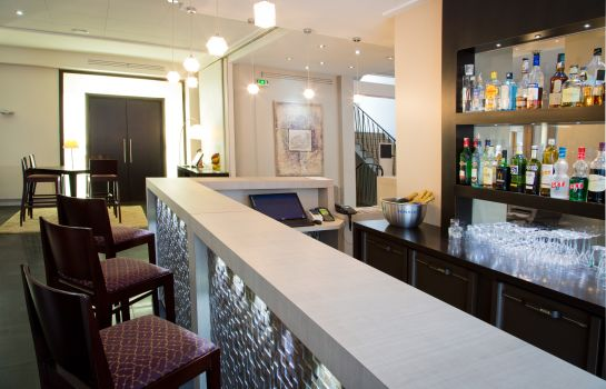 Bar de l'hôtel Best Western Plaisance