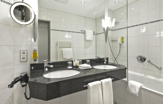 Bathroom Crowne Plaza HANNOVER