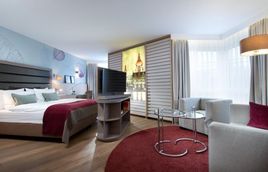 Junior-suite Crowne Plaza HANNOVER