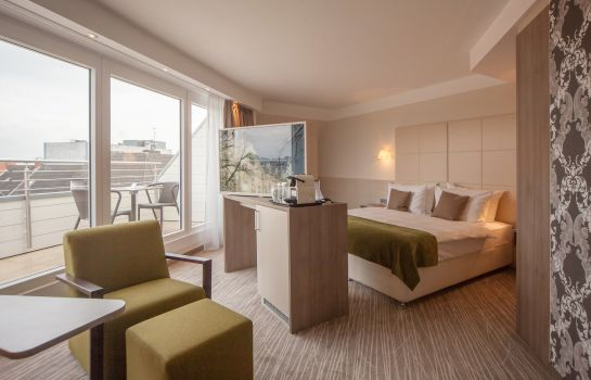 Junior suite Crowne Plaza HANNOVER