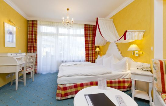 Double room (superior) Swiss Quality Hotel Wittelsbacher Hof
