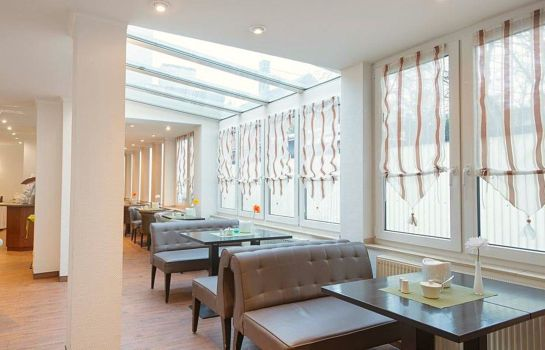 Breakfast room Hotel Krone Aachen City-Eurogress
