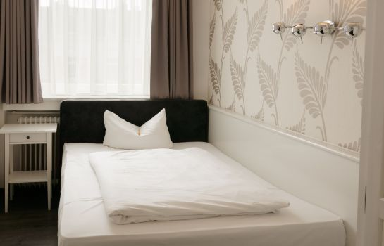 Single room (standard) Hotel Krone Aachen City-Eurogress