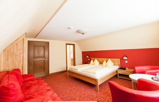 Chambre double (standard) Parkhotel Wehrle